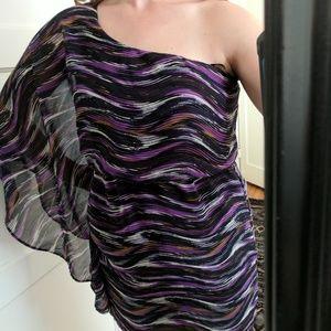 Tops - One shoulder top